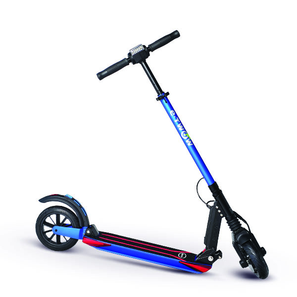 E-Scooter ohne StVZO